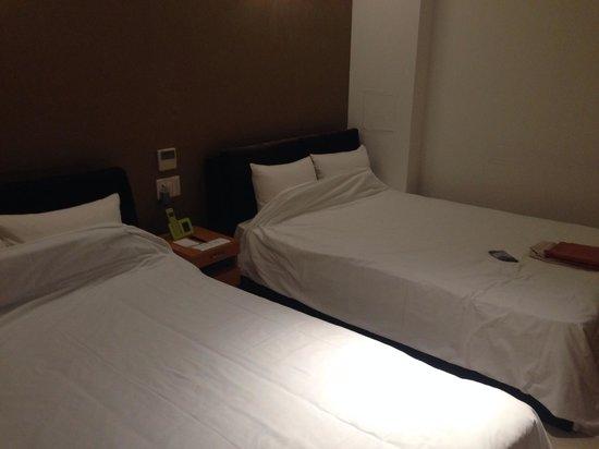 Hotel Umine: ベッドルーム1