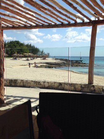 Presidente Inter-Continental Cozumel Resort & Spa: Restaurant view