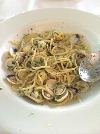 Restaurante Atlantico : ボンゴレ