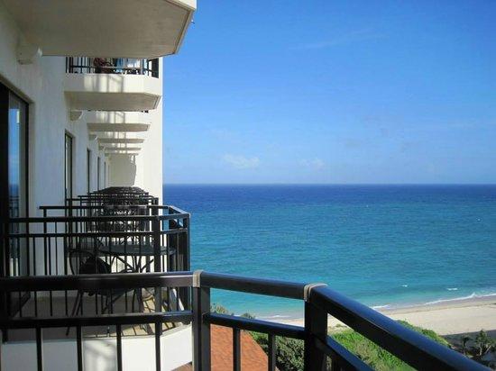 Hotel Nikko Alivila Yomitan Resort Okinawa: オーシャンビュー!!