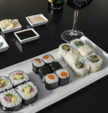 Sushi Bar Jerusalem: Tokyo Combo