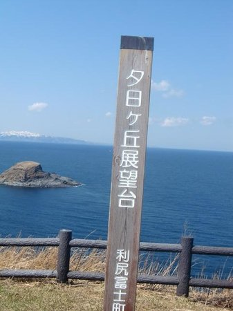 Yuhigaoka Observation Deck: 登り切りました♪