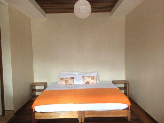 Itamandi EcoLodge : modern, basic, comfortable room