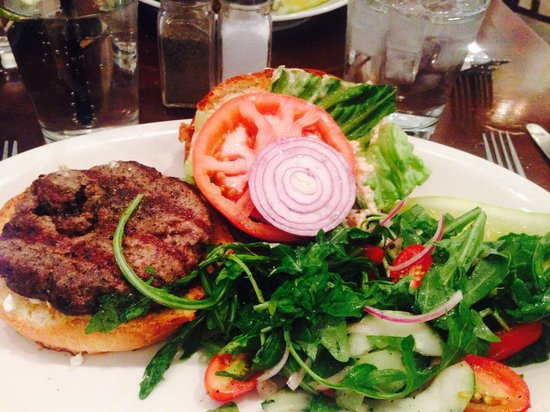 Punch Lamb Burger