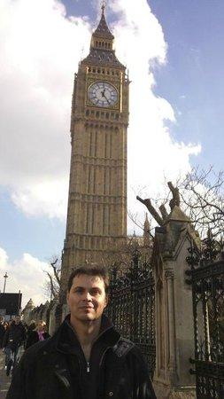 Big Ben (Torre del Reloj): O velho Big Ben