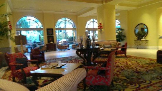 Renaissance Tampa Hotel International Plaza: Lobby