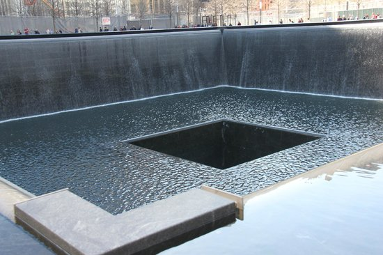 Mémorial du 11-Septembre : The North Pool