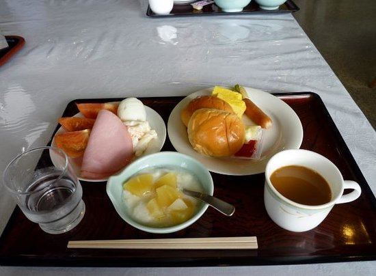 Grand Hotel Daisetsu : 朝食