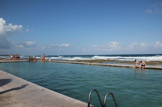 Grand Palladium Kantenah Resort & Spa: Piscina las rocas