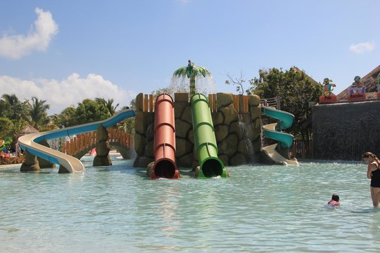Grand Palladium Kantenah Resort & Spa: Piscina de niños