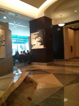 Sofitel Philadelphia: lobby