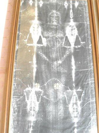 Sao Pellegrino Church: Sudário
