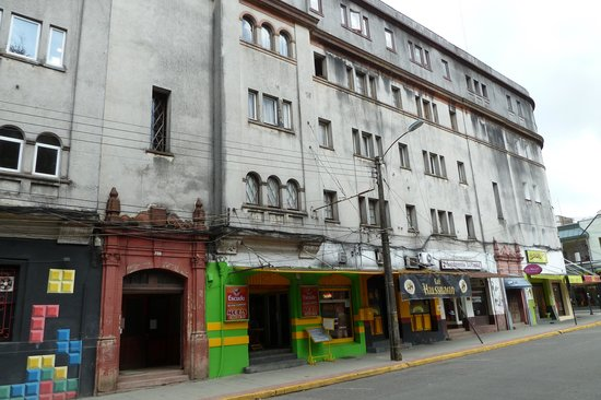 Plaza Pedro de Valdivia