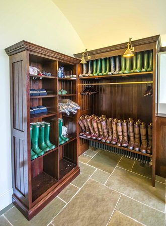 Boot Room, Ellenborough Park