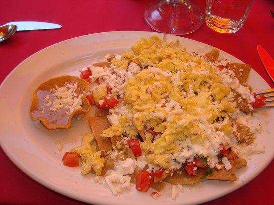 Casa Fantasia: Chilaquiles
