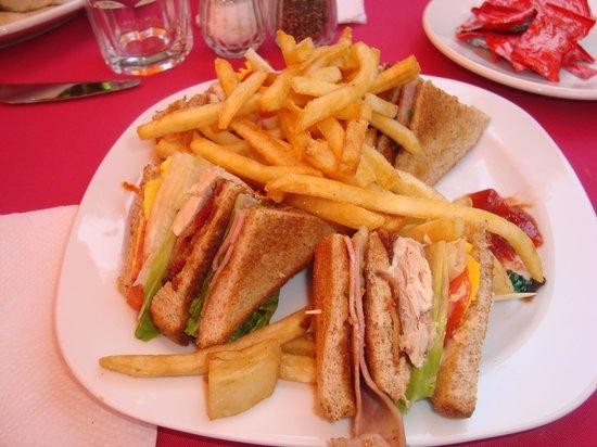 Casa Fantasia: Club Sandwich