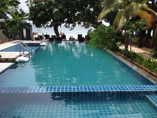 Saireehut Resort: nice pool!