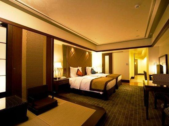 Okinawa Spa Resort EXES: スーペリアツイン