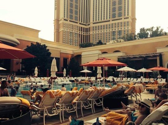 Wynn Las Vegas : Piscina Cabana