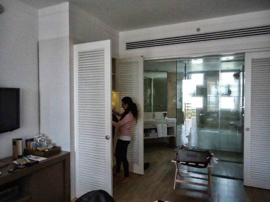 Hotel Paracas, a Luxury Collection Resort: Habitacion/ baño