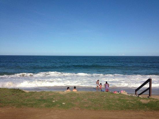 Abrico Beach: Praia de Abricó