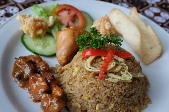 Cafe Batavia : Nasi Goreng Kampung