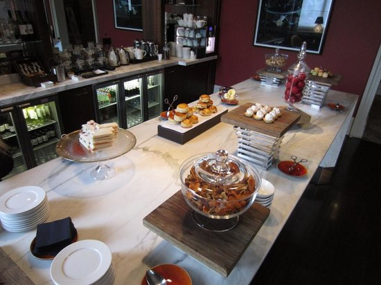 St. Pancras Renaissance Hotel London: Afternoon Tea