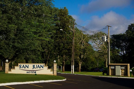 San Juan Eco Hotel: Chegada