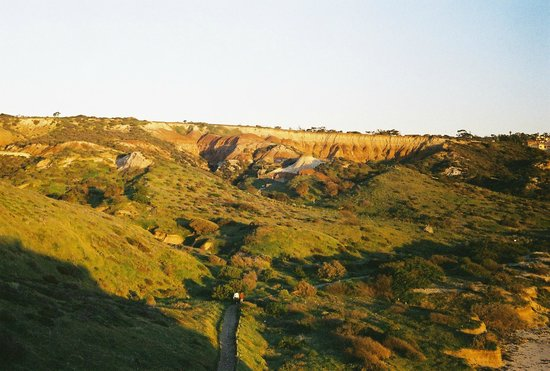 Marion Coastal Walking Trail: Sunset at Hallett Cove Conservation Park
