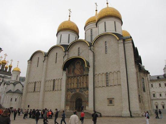 Kremlin: Catedrañ
