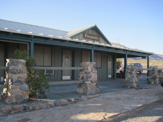 Stovepipe Wells Village Hotel: Panamint Building