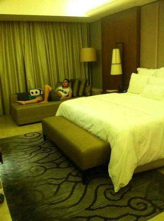 Hotel Tentrem Yogyakarta : kamar