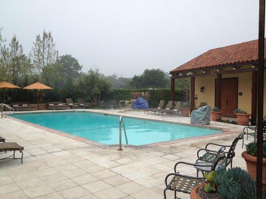 Napa Valley Lodge: Heated pool