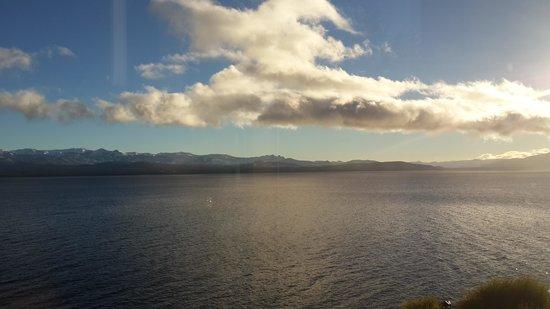 Alma del Lago Suites & Spa: Vista desde la habitaciòn