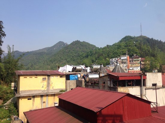 Fansipan View Hotel : Standard room view