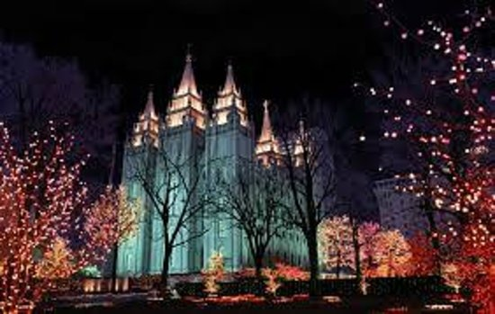 Salt Lake Temple: Temple Square