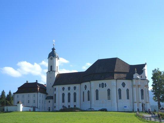 Wieskirche: 外観