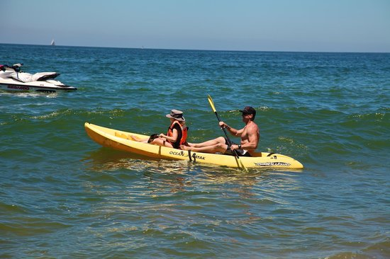 Hilton Puerto Vallarta Resort : Paddle boards available for use