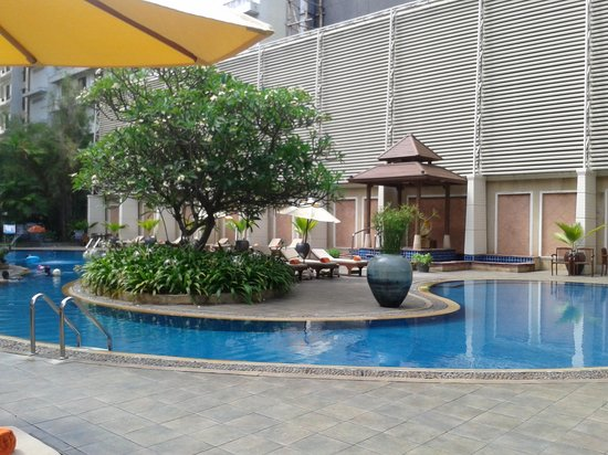 The Bayview Hotel : Swimming Pool