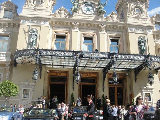 Casino of Monte-Carlo : Monte Carlo Casino.
