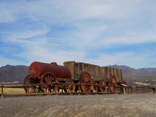 Harmony Borax Works: Historical equipment