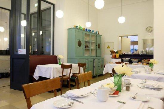 Hotel Nizza: Frühstück