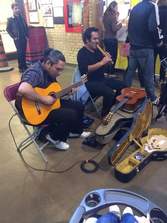 St. Lawrence Market: Beautiful music