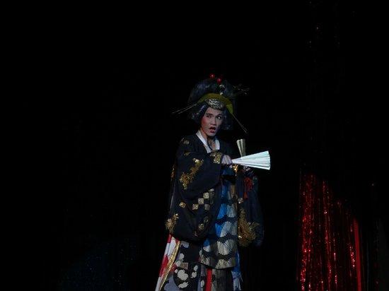 Calypso Cabaret: コミカル担当トウイさん