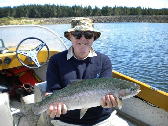 آسوري باركلاند موتورلودج: Superb Fishing