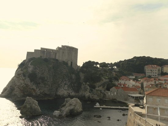 Hilton Imperial Dubrovnik: fortress