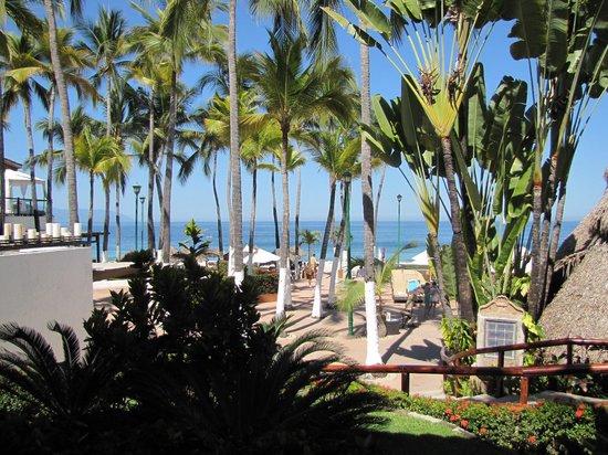Hyatt Ziva Puerto Vallarta: hotel grounds