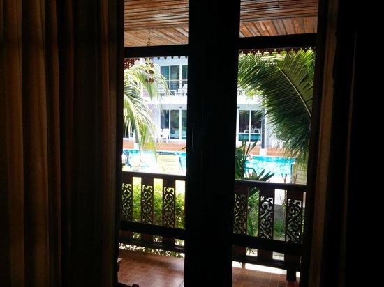 Phi Phi Anita Resort: Balcony