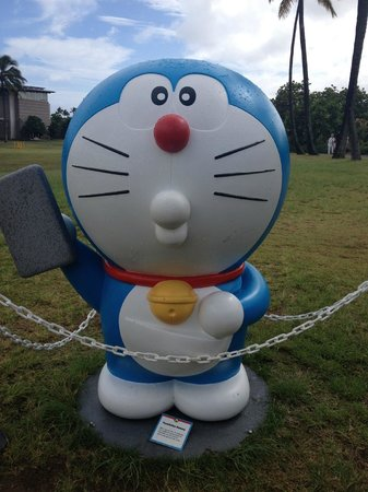 Bishop Museum: Doraemon: Japan's Time-Traveling Cat