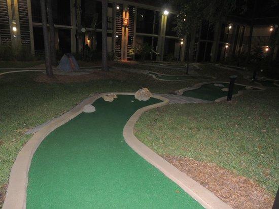Doubletree by Hilton Orlando at SeaWorld : Area do playground